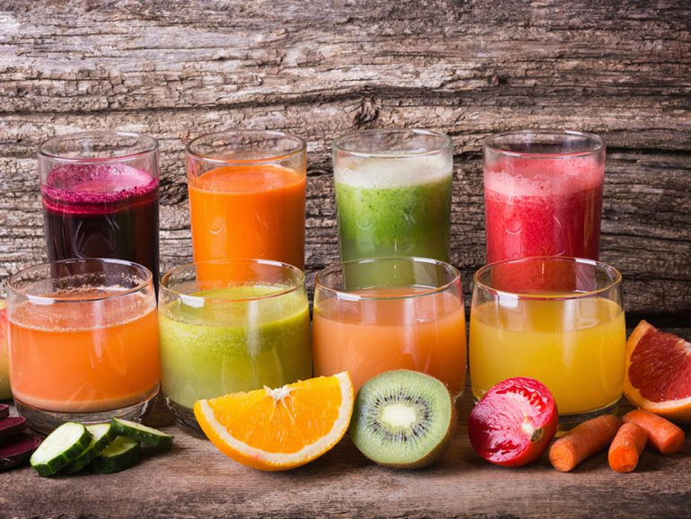 Detox y juicing, ¿sí o no?