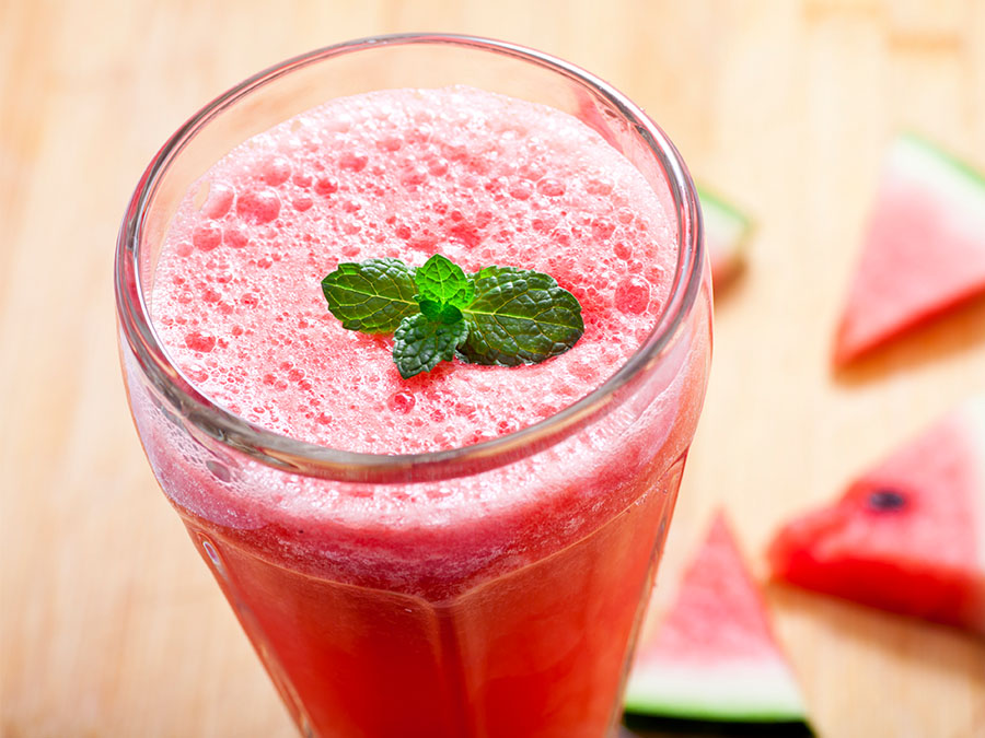 Smoothie Sandia Recipe — Dishmaps