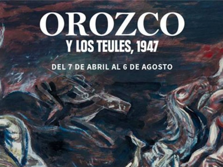 orozco teules museo carrillo gil