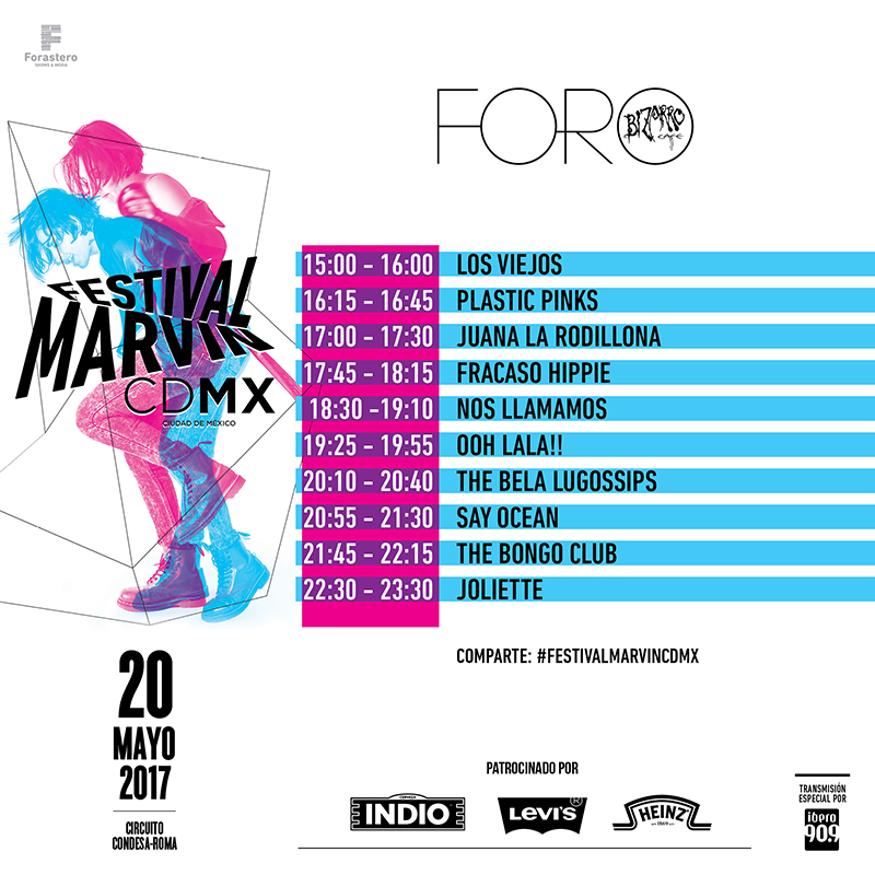 festival marvin 2017 cartel