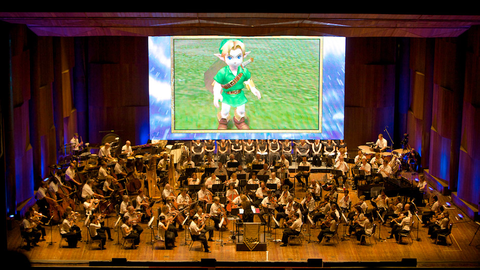 legend of zelda symphony of the goddesses mexico
