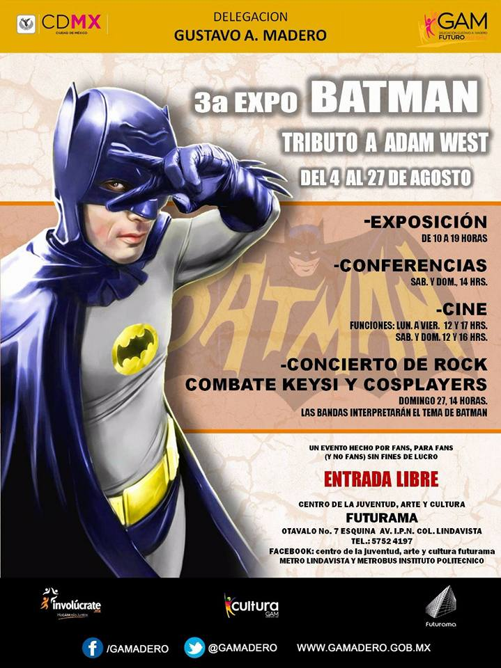 Expo Batman