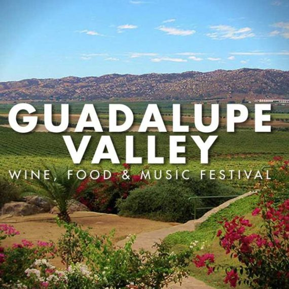 Conoce el line- up del Guadalupe Valley, Wine, Food & Music Festival 2017
