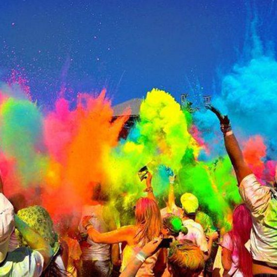 holi color fest