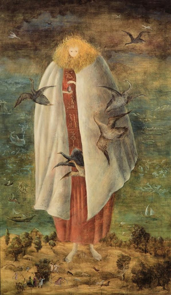 exposición Leonora Carrington