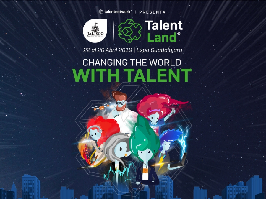 Jalisco Talent Land 2019