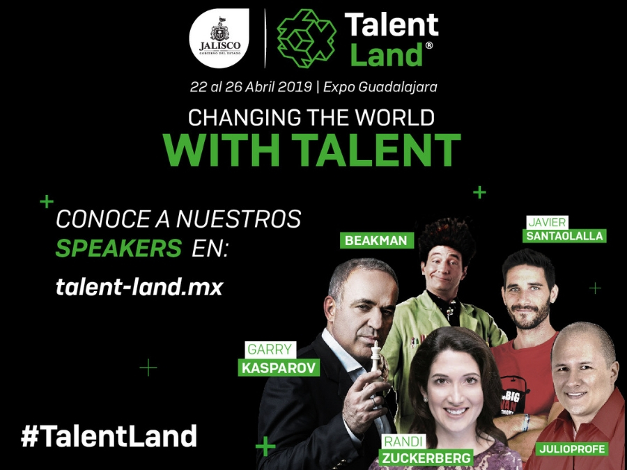 Jalisco Talent Land 2009