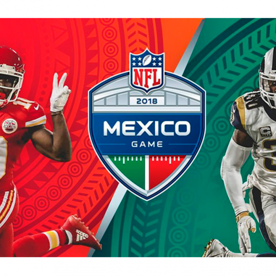 Chiefs vs Rams en el Estadio Azteca