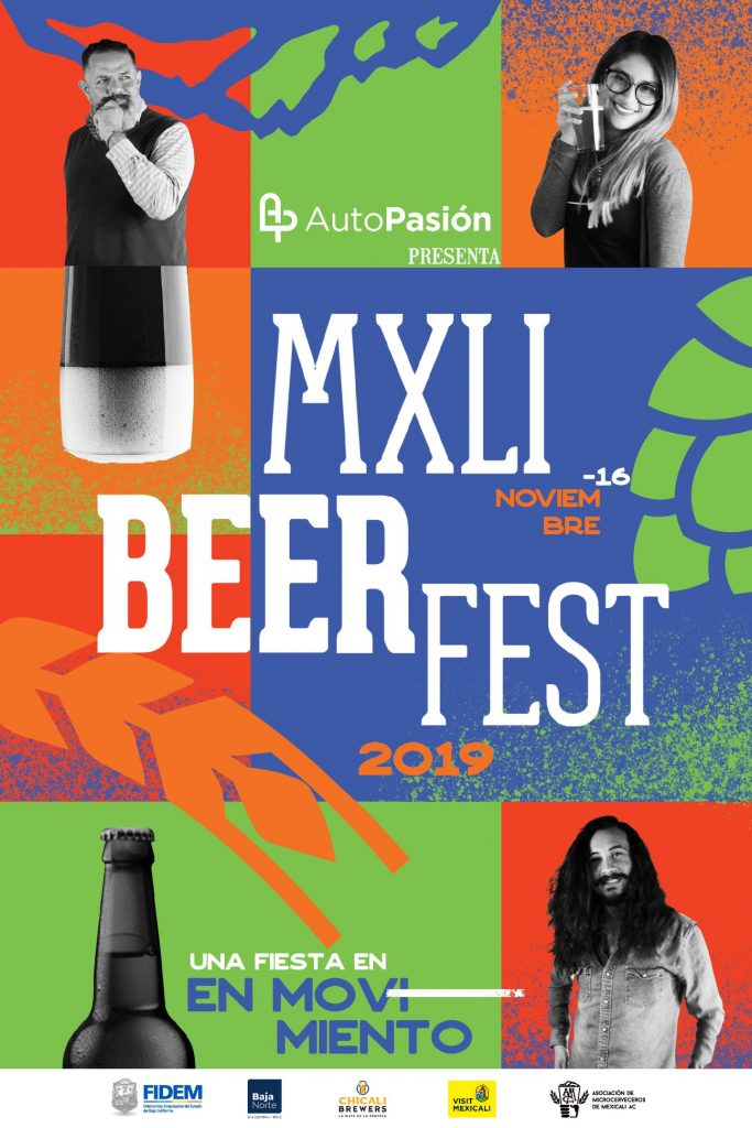 Mexicali Beer Fest 2019: mucha cheve cachanilla