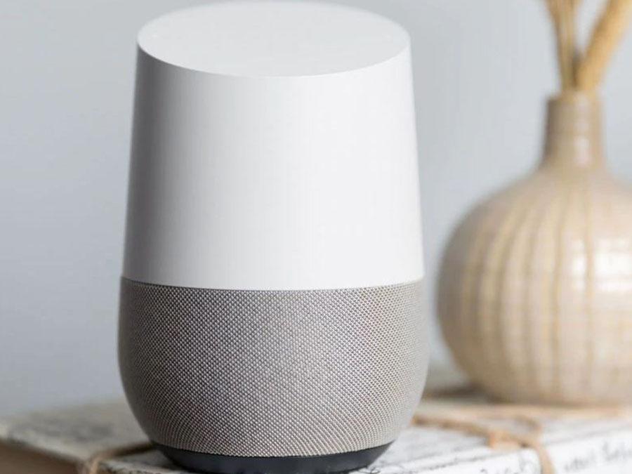 Google Home Office asistente de voz