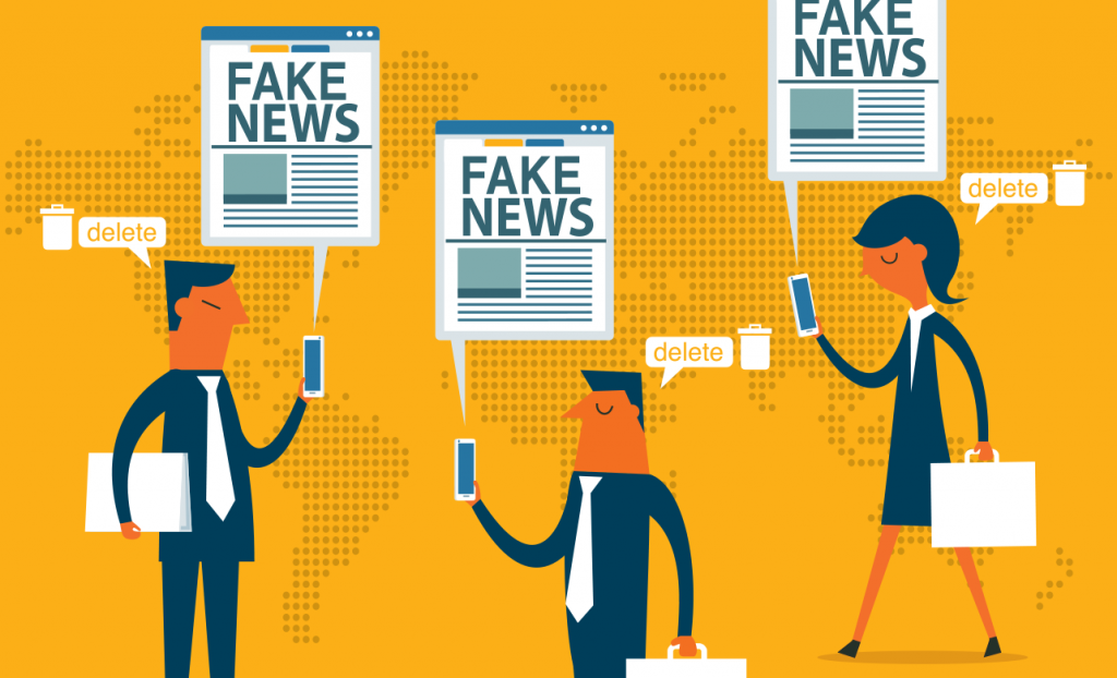 ¿Fake News? No, información falsa